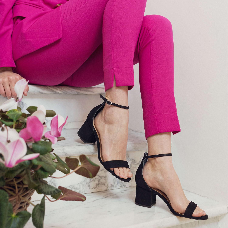 Tacchi e sandali, aspettando l'estate!, Contigo